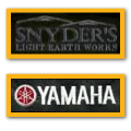 Snyder's Light Earth Works and Yamaha